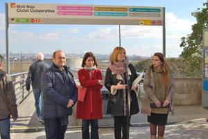 Sant Boi, Viladecans, Gavà y Castelldefels reavivan el debate del 'Metro del Delta'