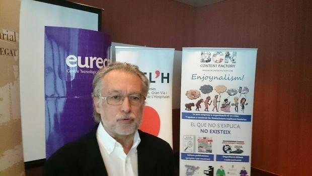 """Xavier Torra: """"Eurecat reduce riesgo y costes a las empresas para ganar competitividad y rapidez"""""""