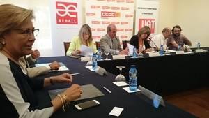 L�Hospitalet, primera ciudad donde los agentes sociales adaptan el Acuerdo Interprofesional de Catalu�a