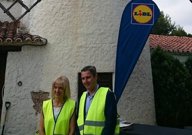 Lidl abrirá su establecimiento de Los Tres Molinos de Esplugues en 2018