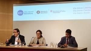La Diputación y el Consell Comarcal piden fondos para ampliar el parque de ribera del Llobregat de Martorell a El Prat