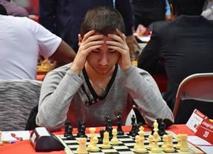 Sexta ronda en El Llobregat Open Chess: golpe en la mesa de la delegación india