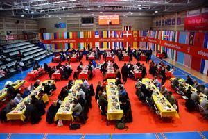 El golpe de mano al dominio indio no se completa en la séptima ronda de El Llobregat Open Chess