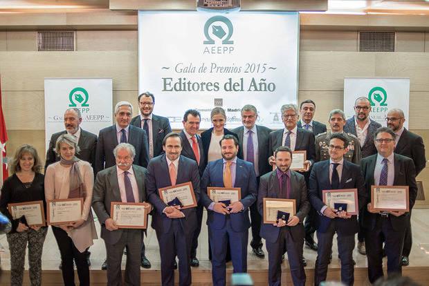 La asociación española de editores AEEPP premia a El Llobregat como mejor publicación gratuita