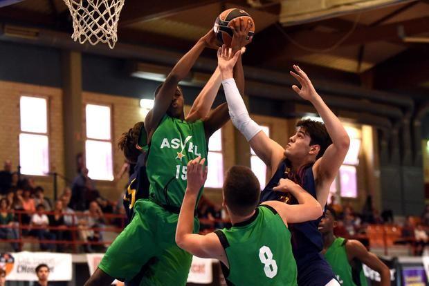 El 40º Torneo de Básquet Junior de L'Hospitalet convierte a la ciudad en el epicentro del básquet europeo
