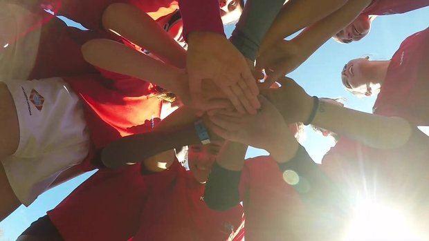 La Santboiana participa en el festival BCN Sport Film
