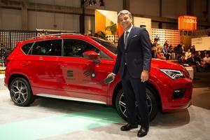 SEAT vende entre enero y noviembre más coches que durante todo el año pasado
