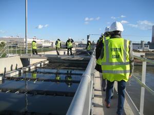 Cerca de 200 millones para mejorar la red de saneamiento del agua metropolitana