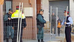 Una vecina de Viladecans miembro de los CDR, detenida por supuestos delitos de terrorismo y rebelión