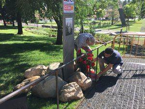 Homenaje a Joan García-Nieto en el 24 aniversario de su fallecimiento