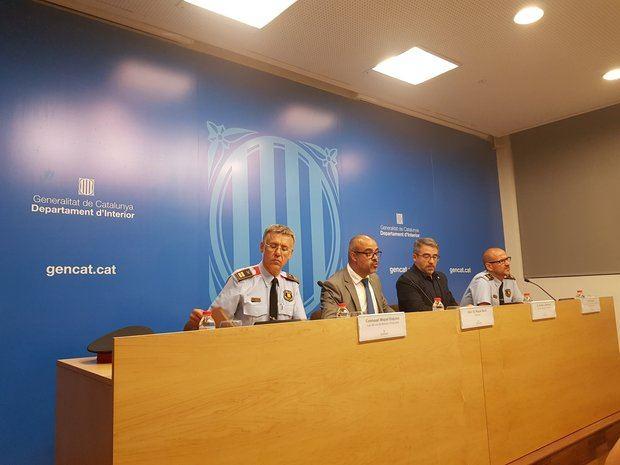 La Generalitat considera el ataque de Cornellà como un atentado terrorista 'aislado'