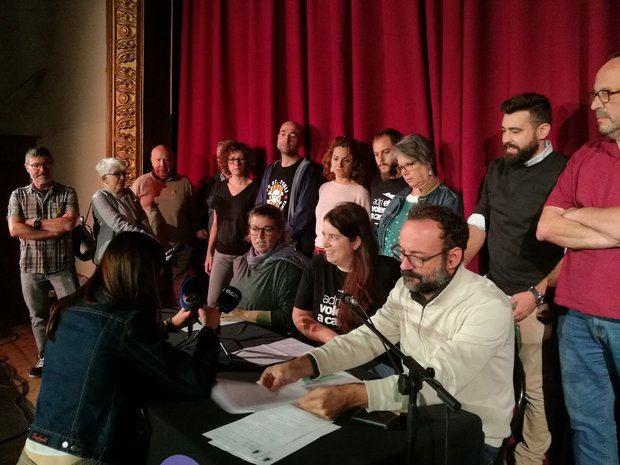 El juez mantiene la prohibición a Tamara Carrasco de salir de Viladecans