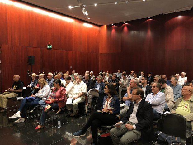 Federalistes d'Esquerres sienta en L'Hospitalet las bases para una 'España federal'