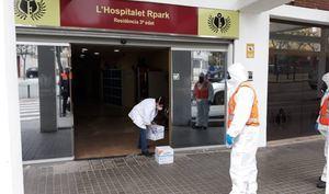 L'Hospitalet recoge más de 52.600 piezas de material sanitario donadas por vecinos y empresas