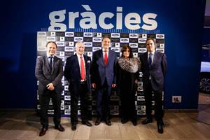 L'Hospitalet de Llobregat inaugura nuevas instalaciones de última generación dedicadas a la marca Ford