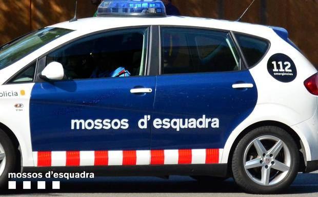Los Mossos investigan la muerte del conductor que protagonizó una persecución en Esplugues