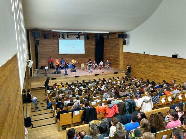 Espigoladors reconoce la labor de dos escuelas de la comarca contra el despilfarro alimentario