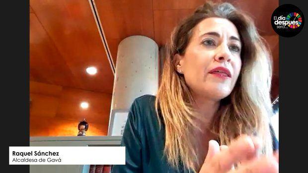 """Raquel Sánchez: """"Hay que abordar el futuro de las ciudades tras el coronavirus desde una perspectiva social, económica y de movilidad"""""""
