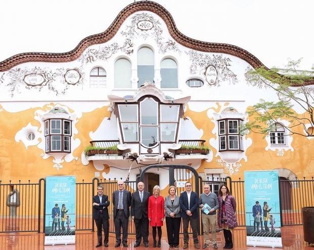 Nuevo impulso a la Ruta del TRAM, que promueve el turismo en el corazón de la comarca