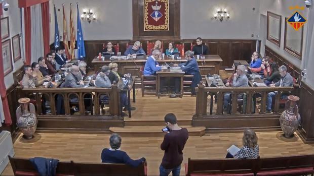 Esplugues se suma a la protesta por la centralización de los juzgados de violencia machista