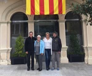 ERC de Corbera rompe con el PSC tras la entrada en prisión de Junqueras y los siete 'consellers'