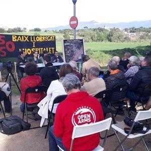 La presentación de la plataforma ha tenido lugar en Santa Coloma de Cervelló.