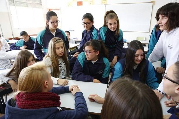 Importante impulso económico para consolidar la escuela Goar de Viladecans