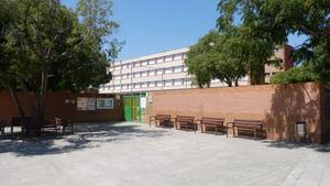 Obras de mejora en las escuelas públicas de Gavà durante el verano
