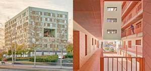 La promoció d'habitatge públic H2 de Sant Boi de Llobregat: pisos innovadors, sostenibles i amb perspectiva de gènere