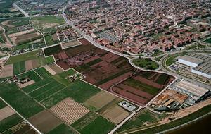 El Prat saldrá a la calle en contra del proyecto urbanístico Eixample Sud
