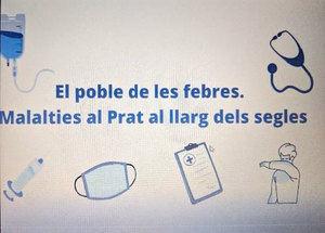 """Conferencia telemàtica de Margarida Gómez Inglada """"El poble de les febres. Malalties al Prat al llarg dels segles"""""""