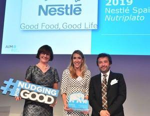 Nutriplato, premiado por fomentar los buenos hábitos alimentarios en niños