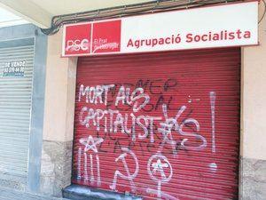 Pintadas en El Prat