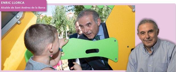 'Fora de context': Enric Llorca, alcalde de Sant Andreu de la Barca