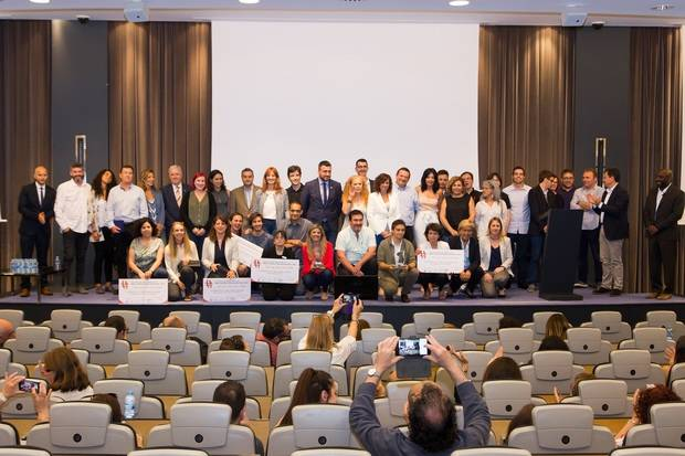 Family Synergy, Tinkerers Fab, Datumize, Eticom y Eventos con Alma, ganadores de los Premios Delta 2017