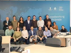 Dos startups del Hub de Cornellà Open Future viajarán a Zaragoza en busca de inversores