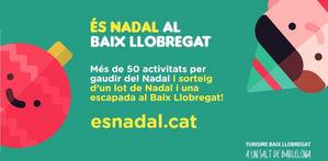 Turisme del Baix Llobregat invita a vivir la magia de la Navidad libre de covid-19 en la comarca