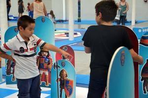 Cornellà abre sus puertas al universo 'Playmobil'