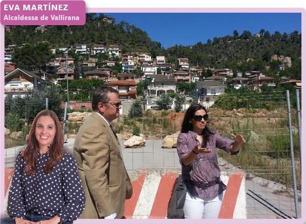 'Fora de context': Eva Martínez, alcaldessa de Vallirana
