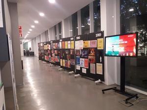 La exposición estará disponible hasta el 14 de diciembre.