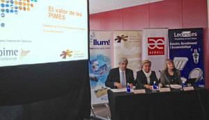 M. Helena de Felipe apuesta por una regulación adaptada a empresas micro, pequeñas y medianas