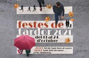 Las fiestas de otoño regresan al municipio de Sant Just del 13 al 24 de octubre