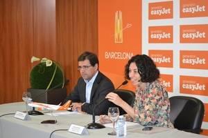 EasyJet escoge el Aeropuerto de Barcelona-El Prat para ubicar su octava base de operaciones