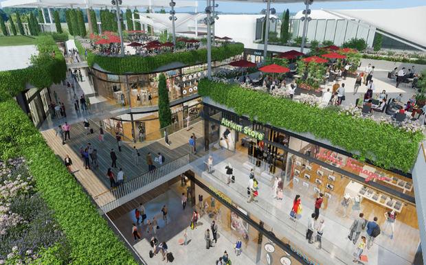 El centro comercial Finestrelles Centre abrirá en noviembre en Esplugues