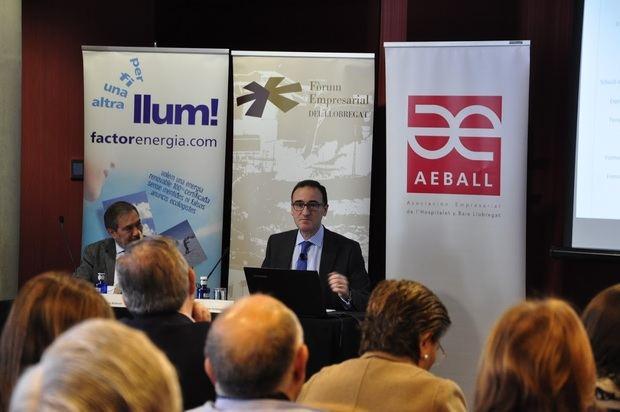 """Jaume Armengou (IESE) a los directivos: """"Si das ya estas recibiendo"""""""