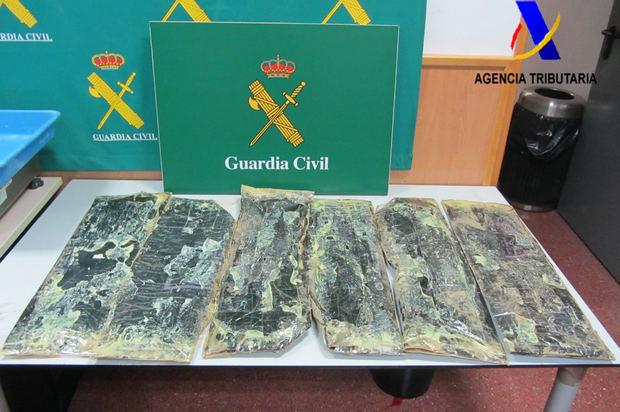 Guardia Civil alerta de un importante repunte del tráfico de heroína