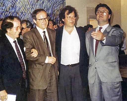 """Hidalgo: """"Los políticos de 1980 eran mucho más dialogantes y respetuosos con los demás"""""""