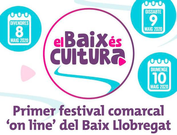 20 ajuntaments del Baix Llobregat organitzen un festival cultural on line contra el coronavirus