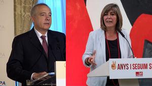 Navarro, Marín y ADIF confabulan para transformar la playa de vías situada en la frontera entre L'Hospitalet y la Zona Franca