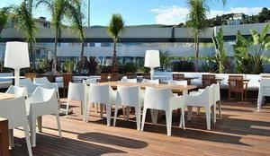 Disfrutar del Baix en las terrazas de verano de restaurantes y hoteles